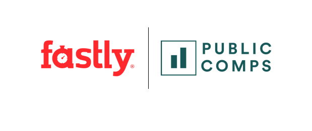 Public Comps Weekly Dashboard 8/7/2020: Fastly Q2 Earnings and how Datadog disrupted observabiility